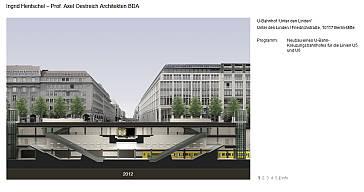 Hentschel-Oestreich Architekten BDA-U-Bahnhof Unter den Linden_web