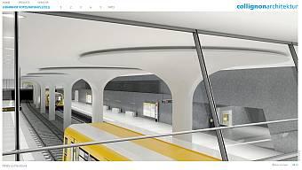 U-Bahnhof Rotes Rathaus (2011) Collignon Architektur_web
